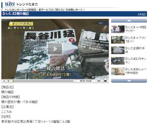 【トレたま】親の雑誌:ワールドビジネスサテライト:テレビ東京